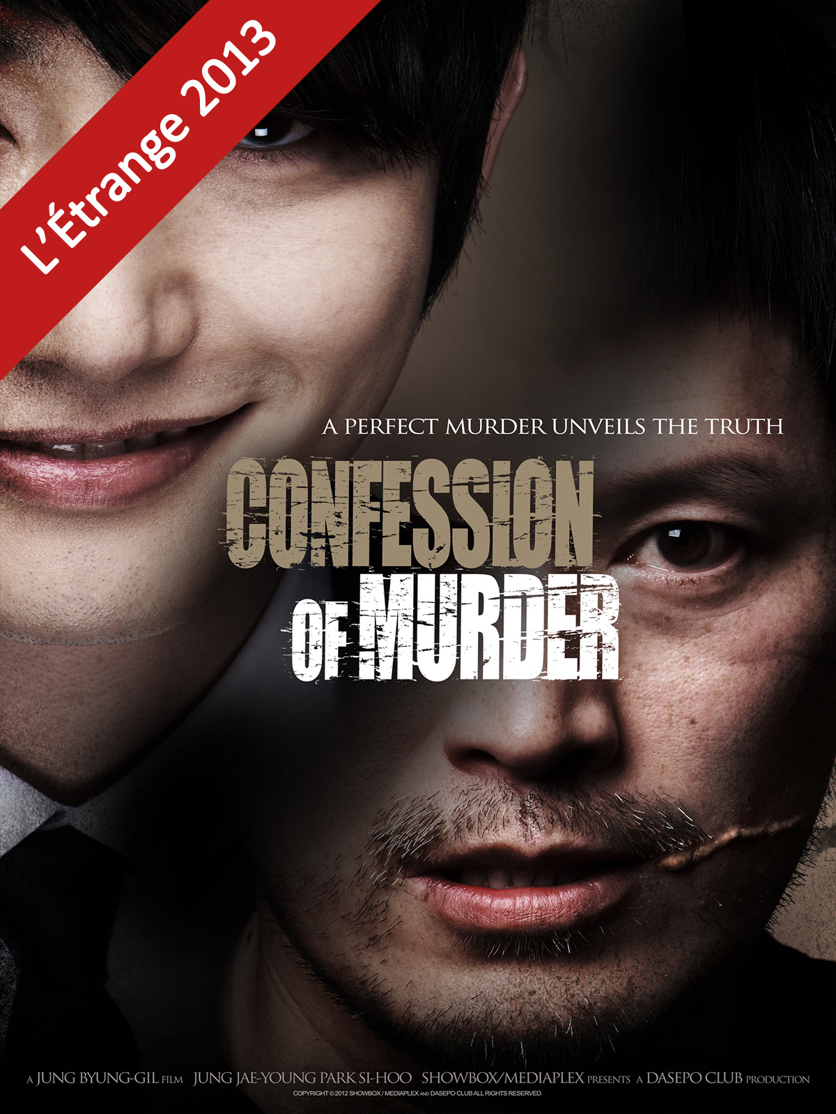 Confession of Murder affiche